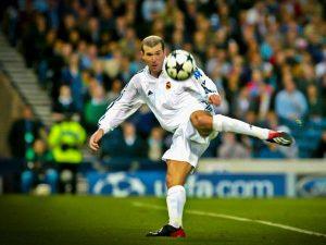 Gol de Zidane